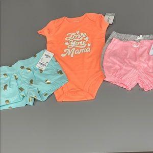NWT 9 Month Summer Lot